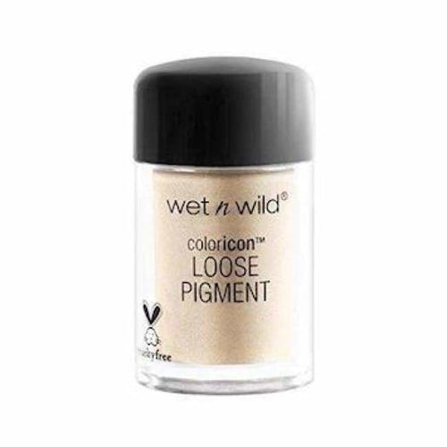 Wet n Wild Color Icon Loose Pigment - Kung Fu Lightning Gift - Eyeshadow
