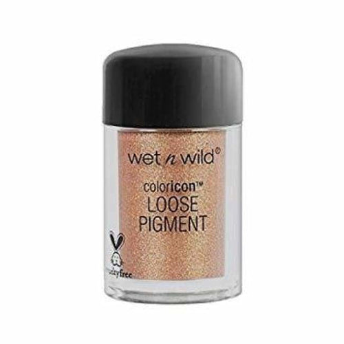 Wet n Wild Color Icon Loose Pigment - Ride On My Copper Gift - Eyeshadow