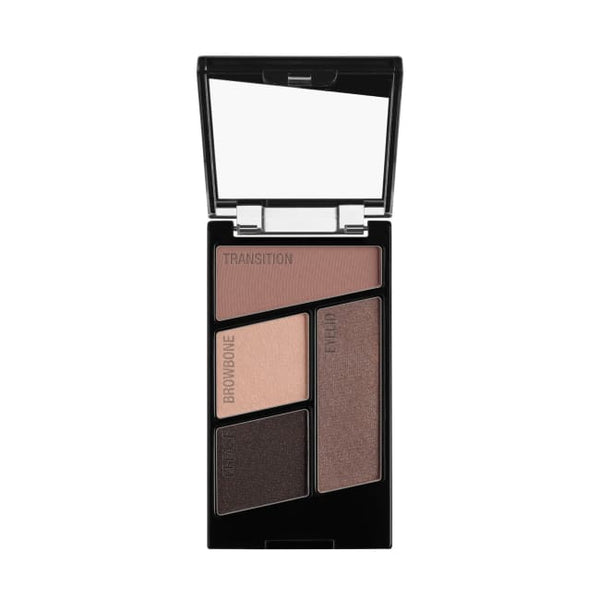 Wet n Wild Color Icon Quad Eyeshadow Palette - Silent Treatment - Eyeshadow