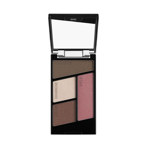 Wet n Wild Color Icon Quad Eyeshadow Palette - Sweet as Candy - Eyeshadow