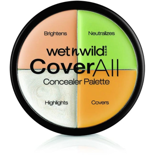 Wet n Wild Cover All Concealer Palette - Concealer