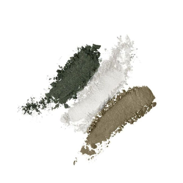 Wet n Wild Crystal Cavern Mega Glo Eyeshadow Trio - Jade - Eyeshadow