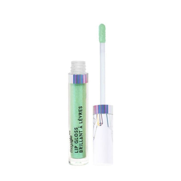 Wet n Wild Crystal Cavern Mega Glo Lip Gloss - Jade - Lip Gloss