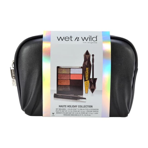 Wet n Wild Haute Holiday Collection - GIFT PACK