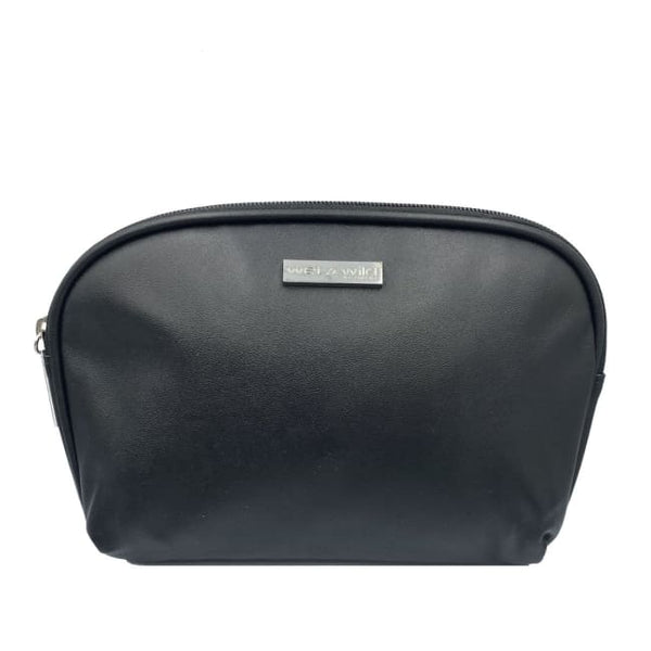Wet n Wild Makeup Bag - Medium Black - Makeup Bag