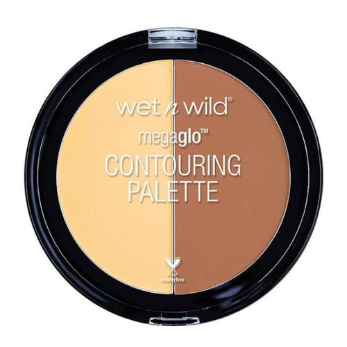 Wet n Wild MegaGlo Contouring Palette - Caramel Toffee - Contour