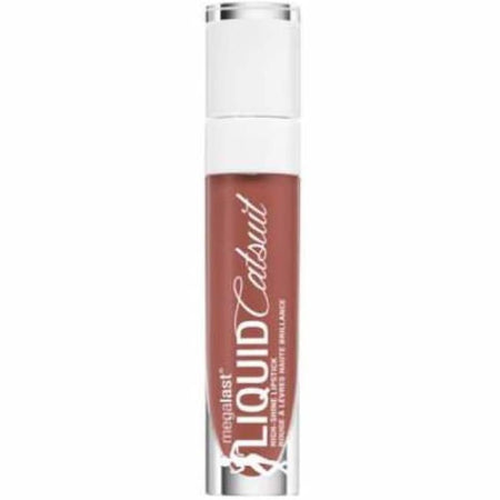 Wet n Wild MegaLast Liquid Catsuit High-Shine Lipstick - Cedar Later
