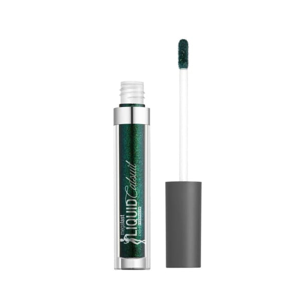 Wet n Wild MegaLast Liquid Catsuit Metallic Eyeshadow - Emerald Glaze - Eyeshadow