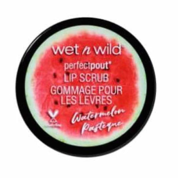 Wet n Wild Perfect Pout Lip Scrub - Watermelon - Lip Scrub