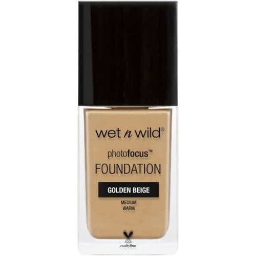Wet n Wild Photo Focus Foundation - Golden Beige - Foundation