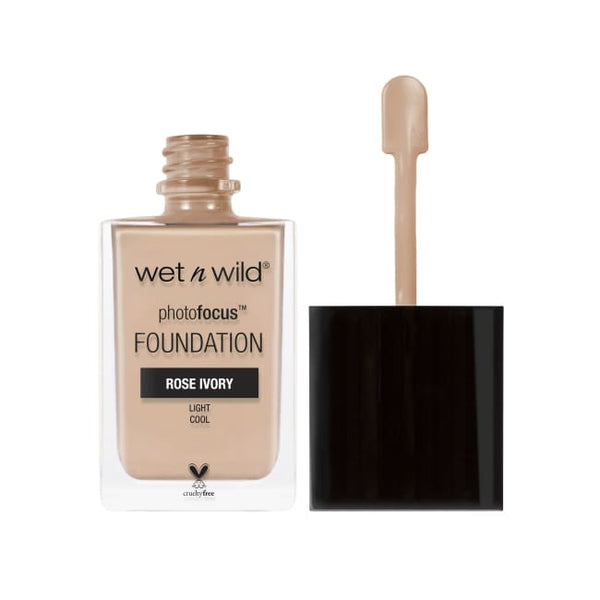 Wet n Wild Photo Focus Foundation - Rose Ivory - Foundation