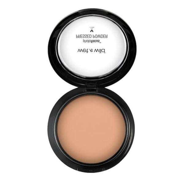 Wet n Wild Photo Focus Pressed Powder - Golden Tan - Powder