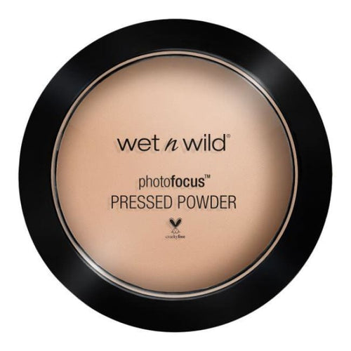 Wet n Wild Photo Focus Pressed Powder - Neutral Beige - Powder