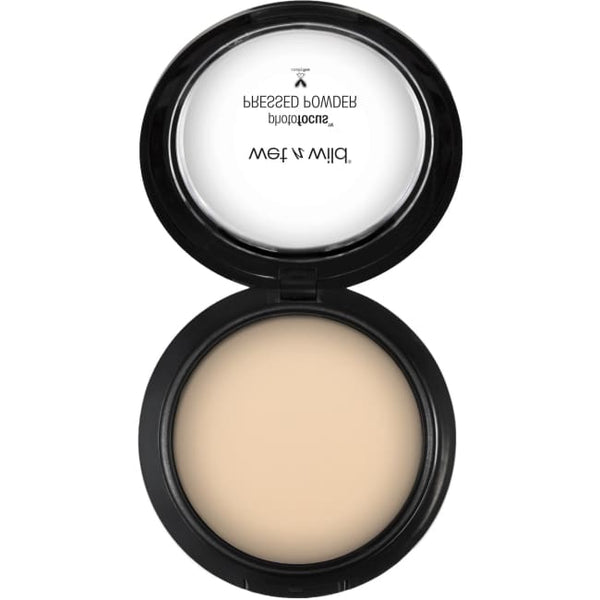 Wet n Wild Photo Focus Pressed Powder - Warm Light - Powder