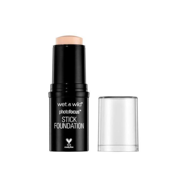 Wet n Wild Photo Focus Stick Foundation - Porcelain - Foundation