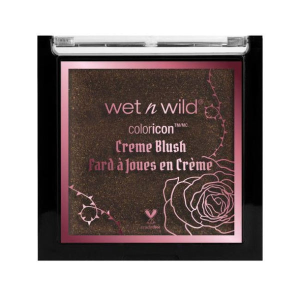 Wet n Wild Rebel Rose Color Icon Creme Blush - Blush