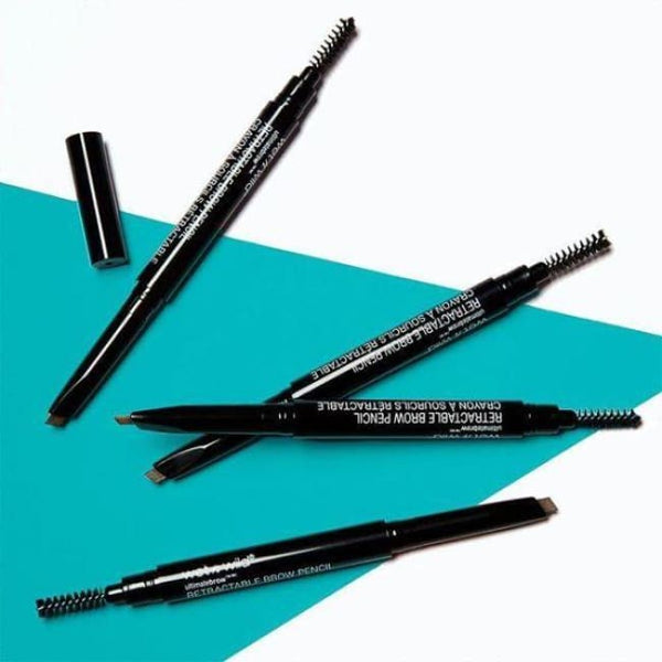 Wet n Wild Ultimate Brow Retractable Pencil - Dark Brown - Eyebrow Pencil