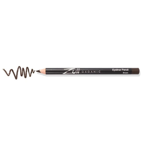 Zuii Organic Flora Eyeliner Pencil - Brown - Eye Liner