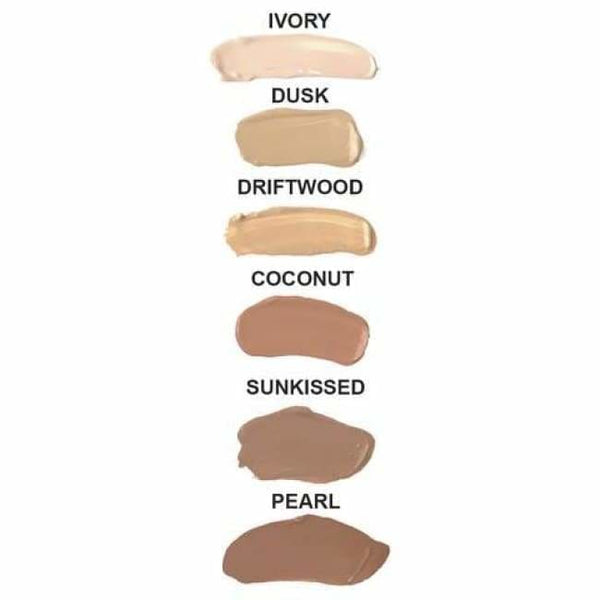 Zuii Organic Lux Flawless Foundation - Ivory - Sample - Foundation
