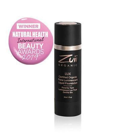 Zuii Organic Lux Luminescent Foundation - Driftwood