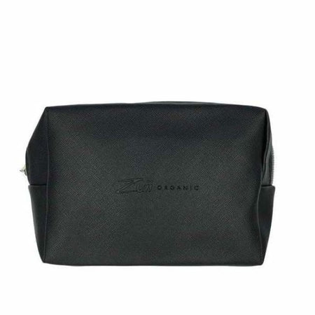 Zuii Organic Makeup Bag - Medium Black