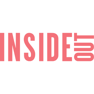 Inside Out Magazine logo press coverage