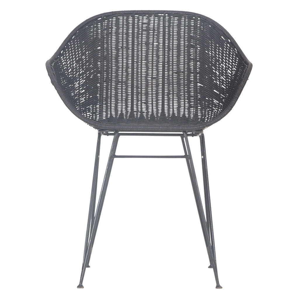 Angola Dining Chair | Black - Uniqwa Collections wholesale furniture suppliers for interior designers australia