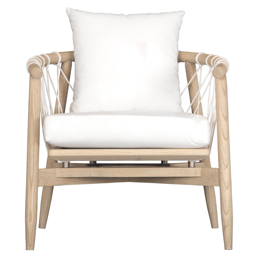 Arniston Occasional Chair | White - Uniqwa Collections wholesale furniture suppliers for interior designers australia