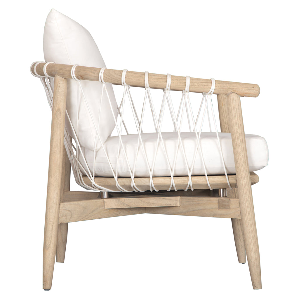 Arniston Occasional Chair | White