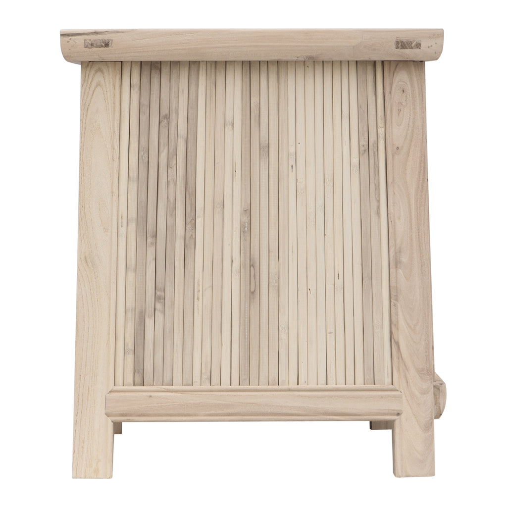 Bamboo Entertainment Unit | Blonde