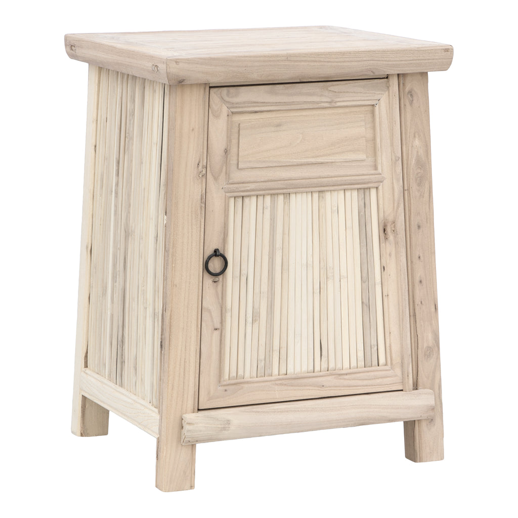 Bamboo Bedside Set | Blonde