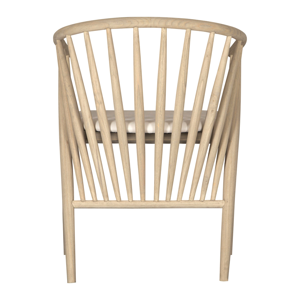 Belize Dining Chair | White - Uniqwa Collections wholesale furniture suppliers for interior designers australia