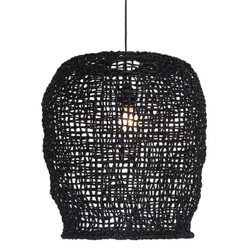 Bindu Pendant Light | Black