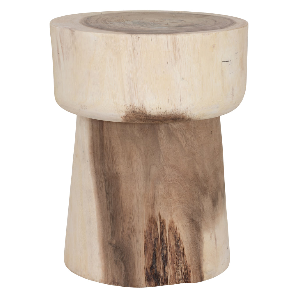 Blok Side Table | Natural