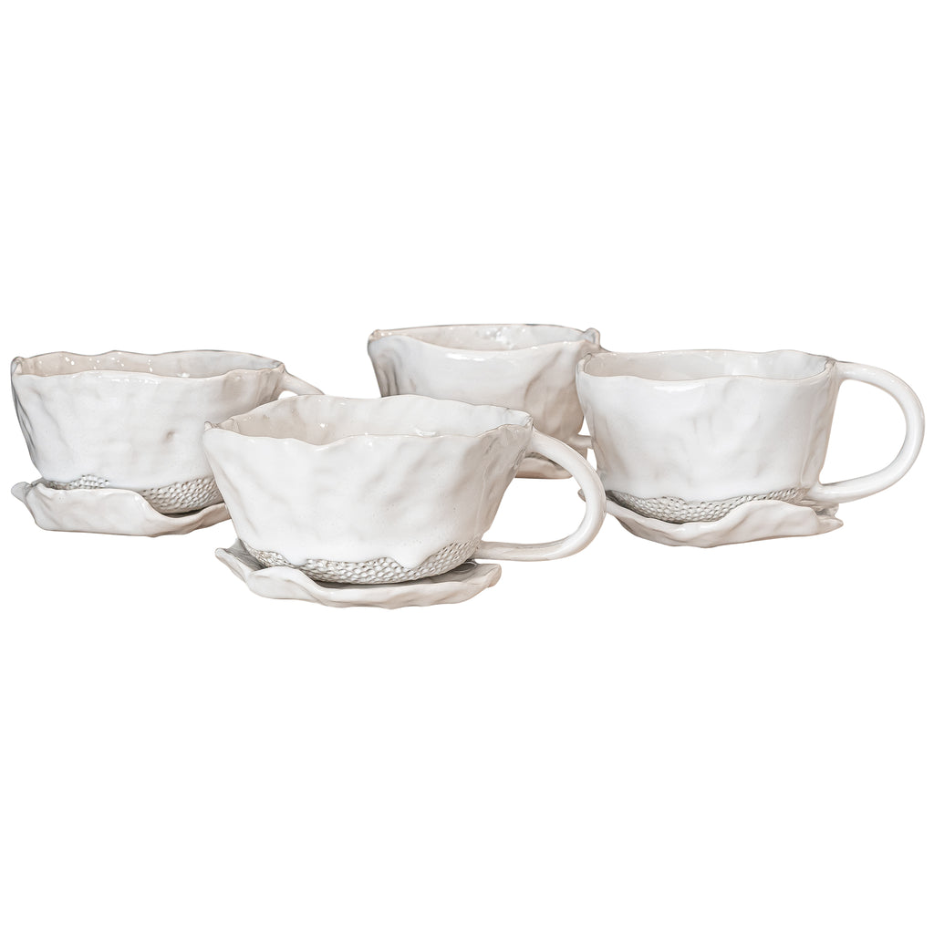 Bloom Mug & Saucer Set