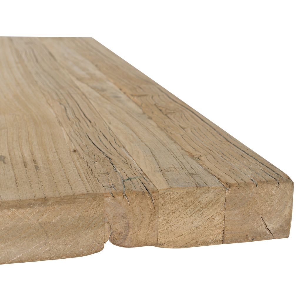 Brunswick Dining Table Top | Elm