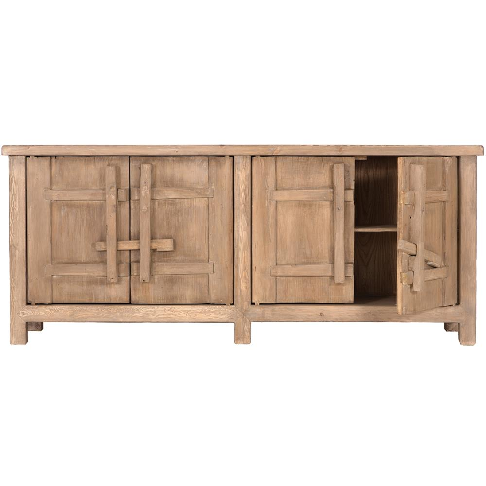 Bulu Buffet | Natural - Uniqwa Collections wholesale furniture suppliers for interior designers australia