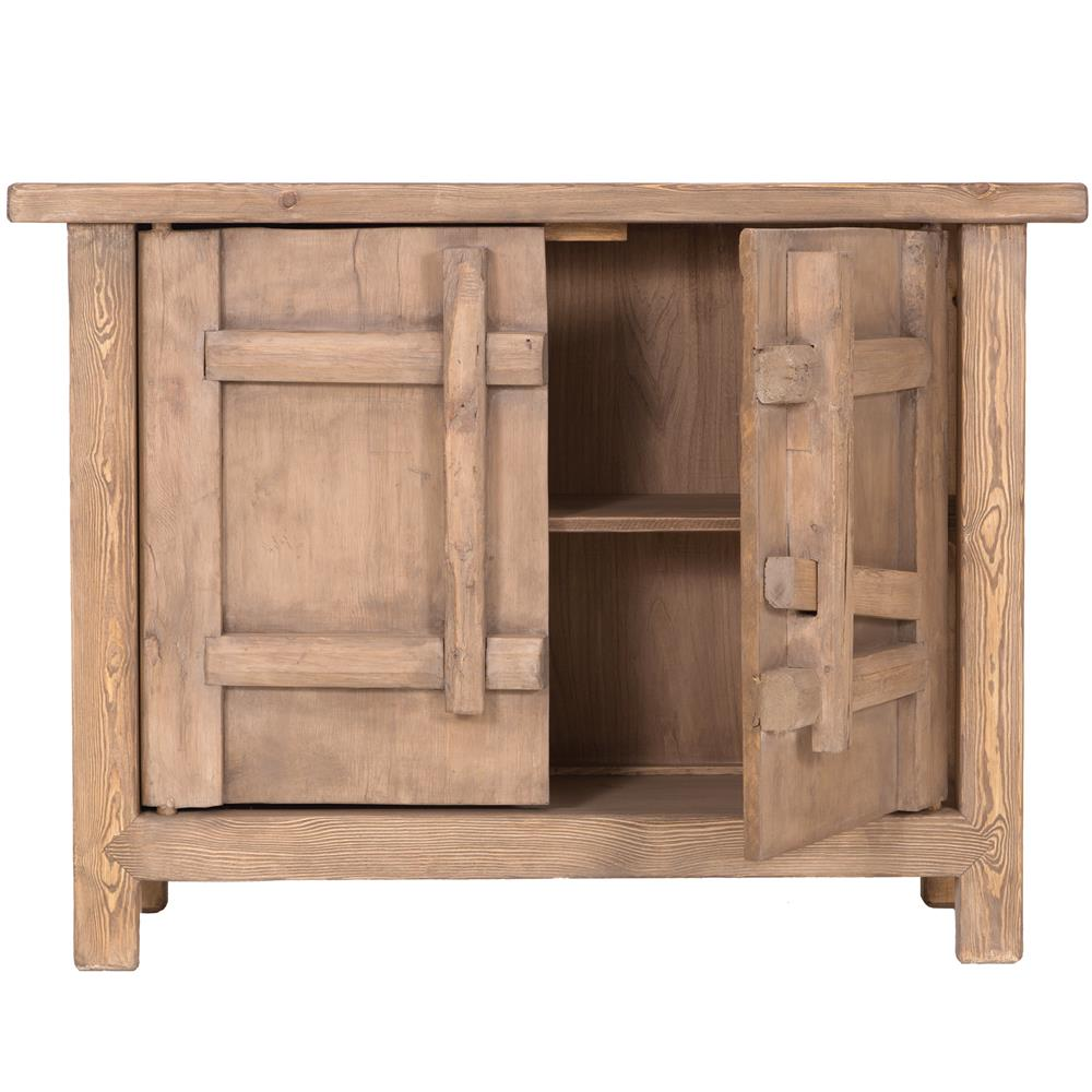 Bulu Cabinet | Natural - Uniqwa Collections wholesale furniture suppliers for interior designers australia