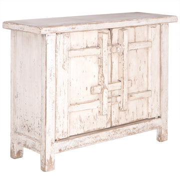 Bulu Cabinet | White - Uniqwa Collections wholesale furniture suppliers for interior designers australia