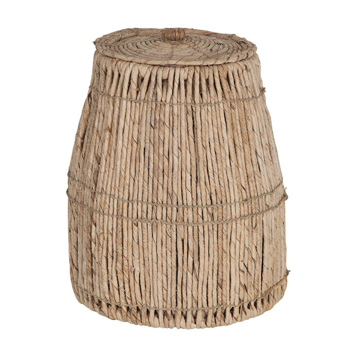 Cancun Laundry Basket - Uniqwa Collections wholesale furniture suppliers for interior designers australia