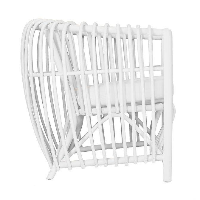 Cocoa Tub Chair | White