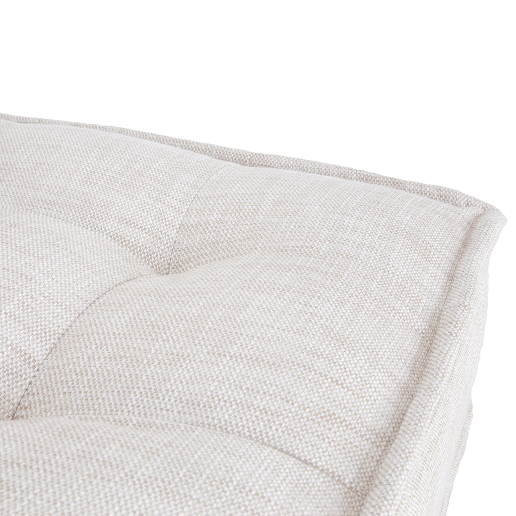 Collins Sofa | One Seater | Natural
