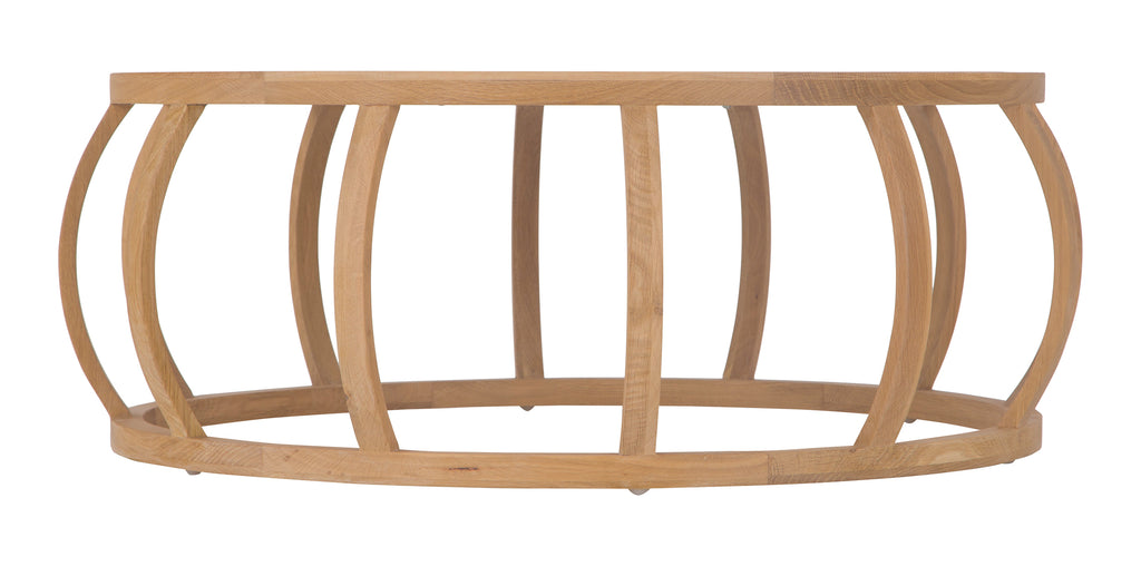 Crabo Coffee Table | Natural - Uniqwa Collections wholesale furniture suppliers for interior designers australia
