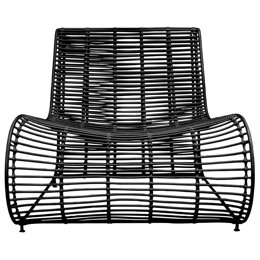 Cuba Occasional Chair | Black