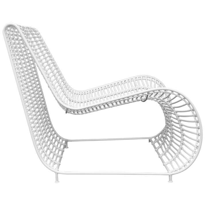 Cuba Occasional Chair | White