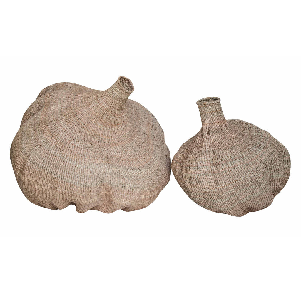 Fair Trade Bulawayo Garlic Gourd - Uniqwa Collections wholesale furniture suppliers for interior designers australia