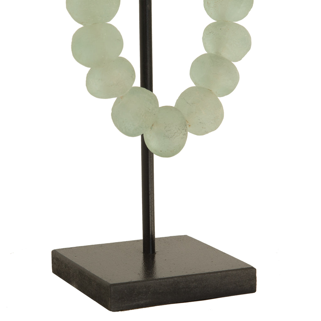 Glass Beads | Jade