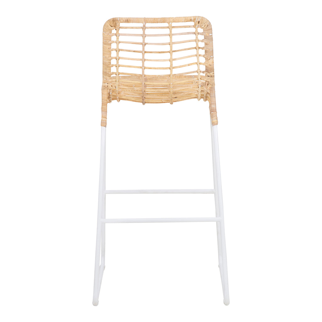 Gonubie Barchair | Natural - Uniqwa Collections wholesale furniture suppliers for interior designers australia
