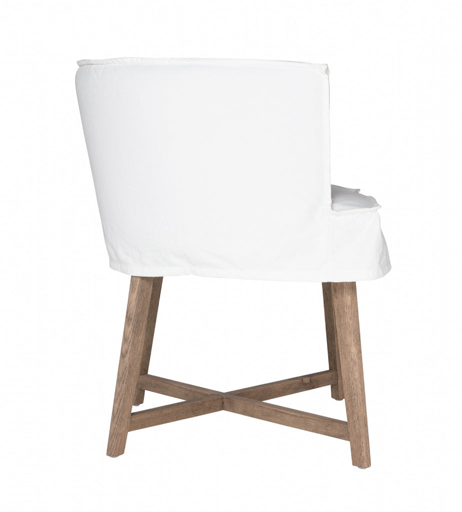 Guatemala Dining Chair | White