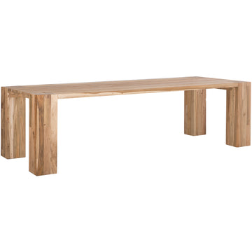 Hamali Block Dining Table - Uniqwa Collections wholesale furniture suppliers for interior designers australia